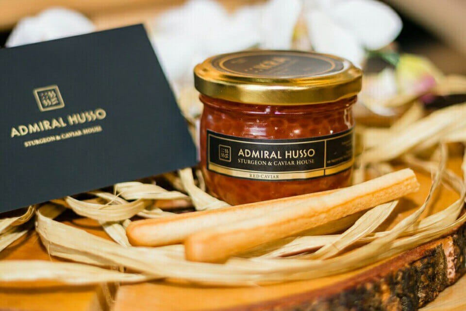Caviale Rosso ADMIRAL HUSSO